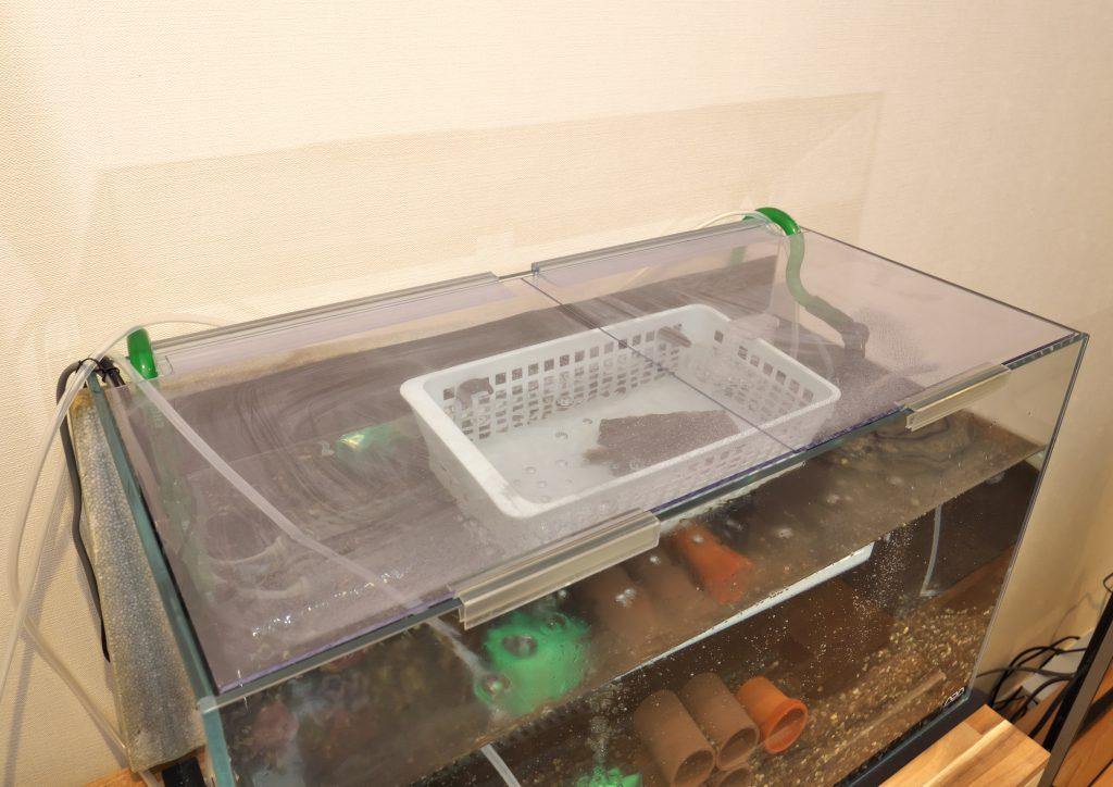 自作水槽蓋