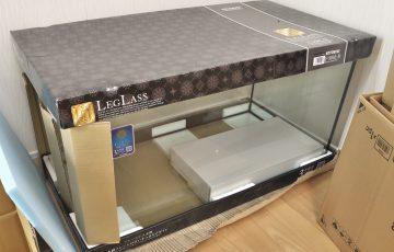 コトブキのレグラス F−900L 90㎝水槽